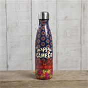 Natural Life Happy Camper Double Wall Water Bottle
