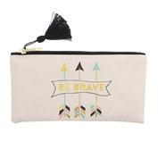Be Brave Pencil Case