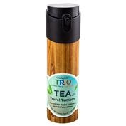 Teak 16 oz Trio Travel Tumbler