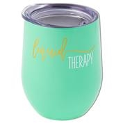 Swig Stemless Wine Tumbler - Liquid Therapy