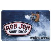$50 Ron Jon Surfer Gift Card