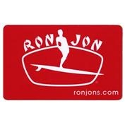 Ron Jon Red Badge Gift Card