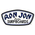 Ron Jon Surfboard Badge Sticker