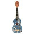 Ron Jon Blue Tropic Turtle Ukulele
