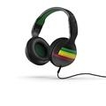Skullcandy Hesh 2.0 Headphones - Rasta