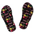 Ron Jon Girls Peace Love Sandal