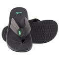 Sanuk Brumeister Sandals - Black