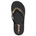 Reef Kids Little Stargazer Luxe Girls Sandals - Leopard