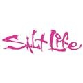 Salt Life Signature Small Sticker - Pink