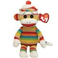 Ty Stripes Sock Monkey - Socks